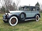 1927 Pierce Arrow 36