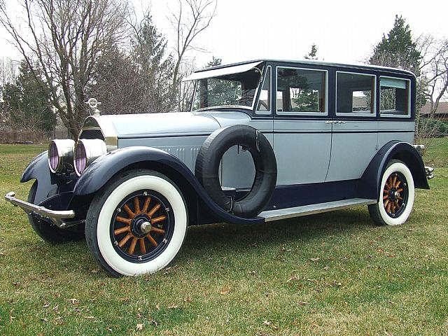 1927 Pierce Arrow 36 for sale