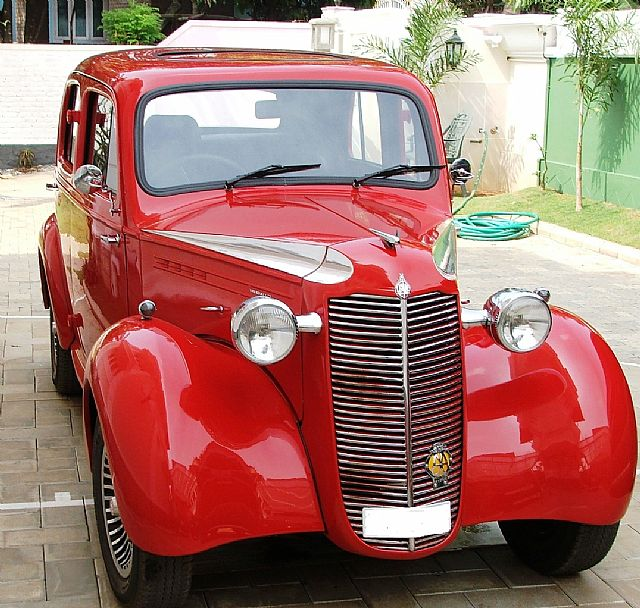 1947 Vauxhall 12 for sale