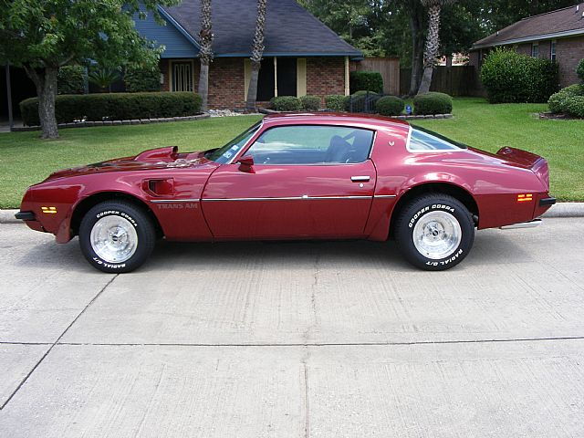 1975 Pontiac Trans Am for sale