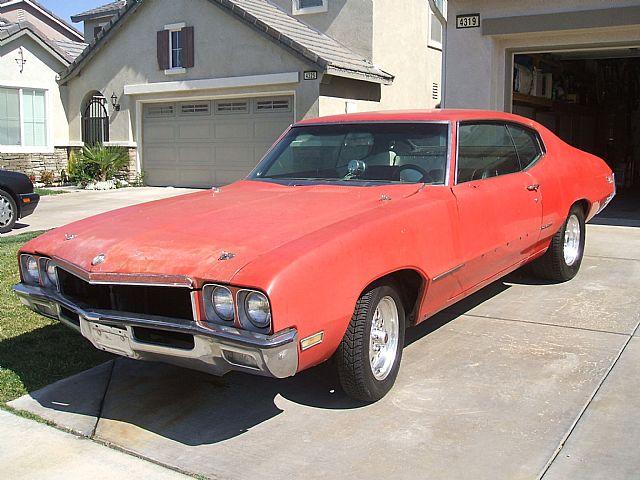 1972 buick skylark for sale lancaster california. Black Bedroom Furniture Sets. Home Design Ideas
