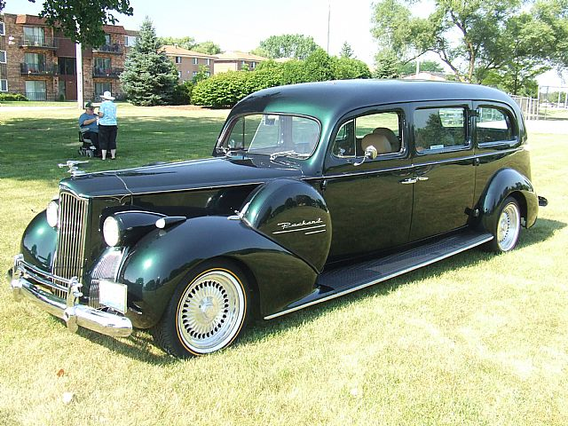 1940 Packard Streeet Rod