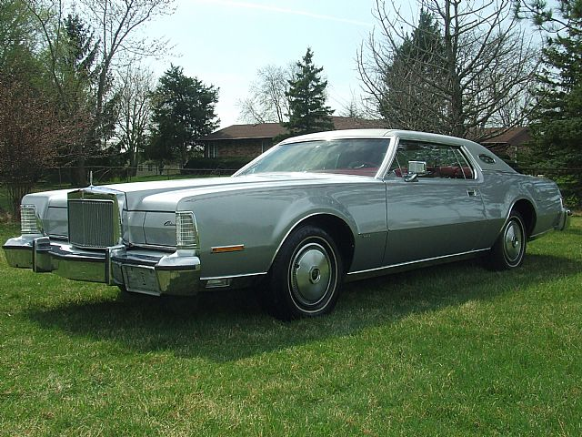 1974 Lincoln Mark IV for sale