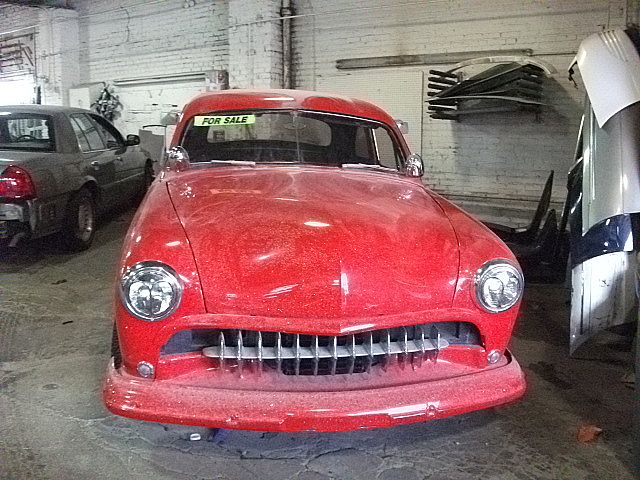 1951 Ford Club Coupe for sale