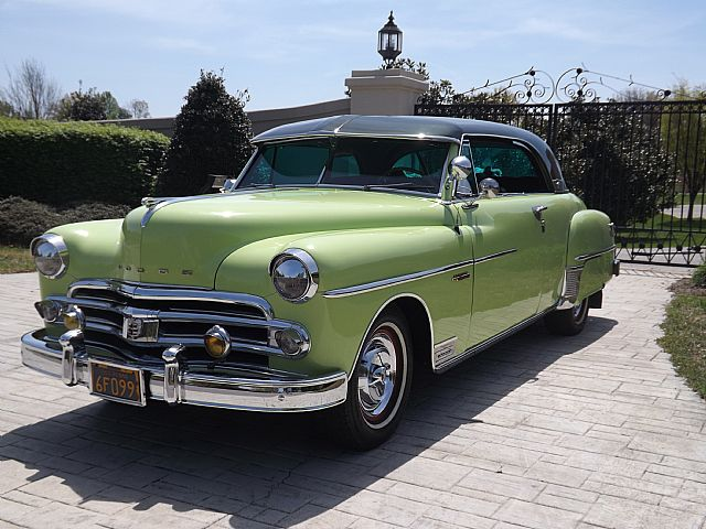1950 Dodge Coronet for sale