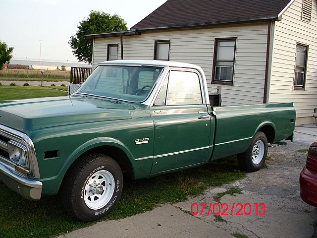 1969 GMC Pickup for sale