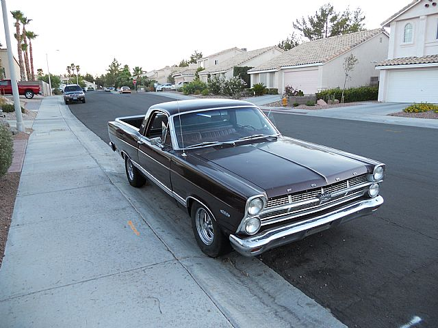 1967 Ford Ranchero for sale