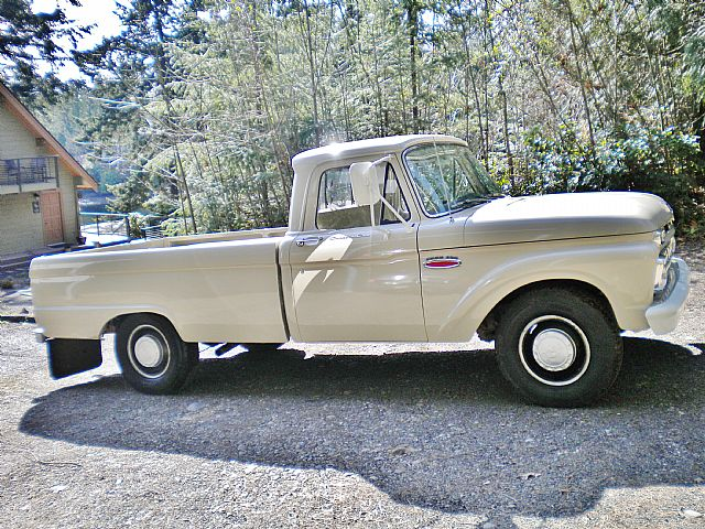 1965 Ford F250 for sale