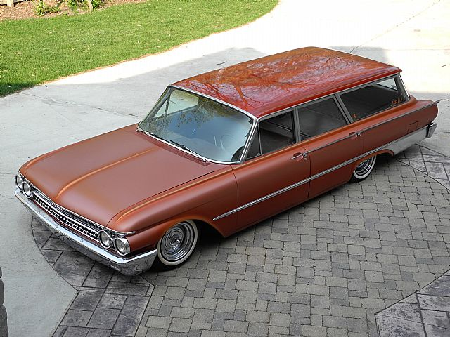 1961 Ford Country Sedan for sale
