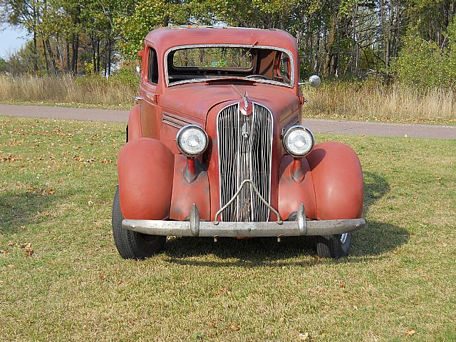 1936 Plymouth 4 Door for sale