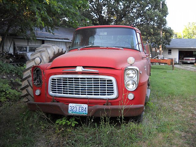 1962 International B120 for sale