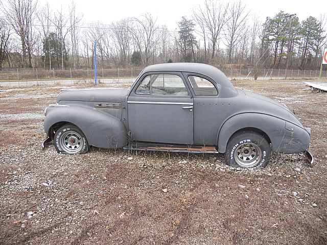 Twin Carbs: 1941 Buick Super Coupe | Bring a Trailer
