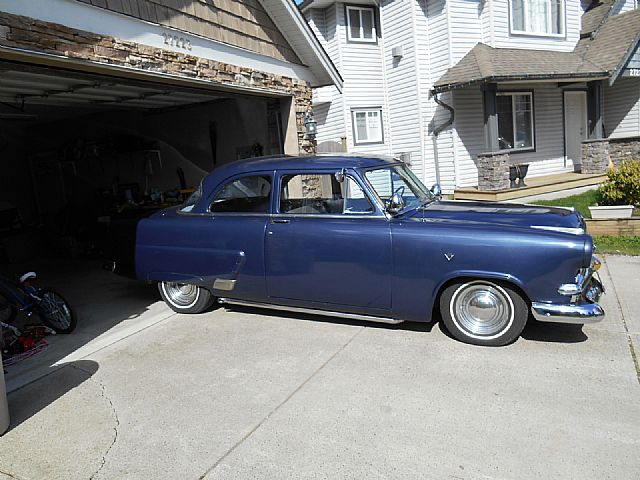 1953 Mercury Meteor for sale