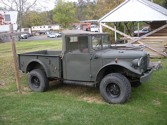 1966 Dodge Power Wagon For Sale Lewistown, Pennsylvania