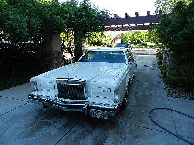 1978 Lincoln Continental for sale