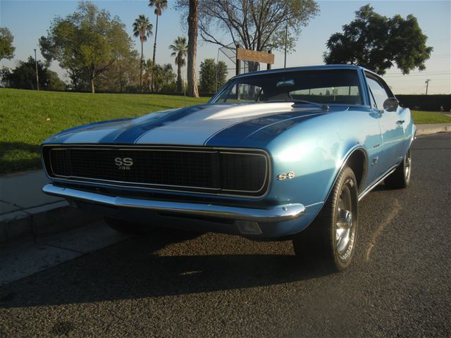 Chevrolet Camaro For Sale Classic Camaros Collector Car Ads