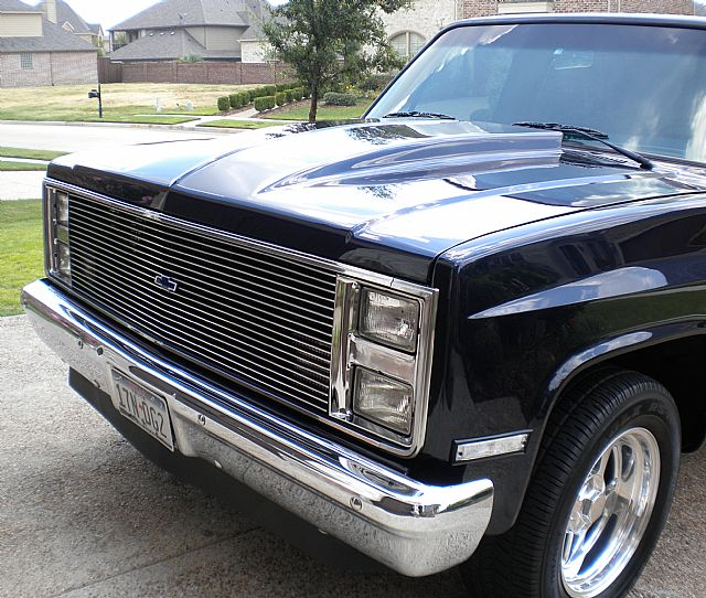 1985 Chevrolet Silverado For Sale Plano Texas