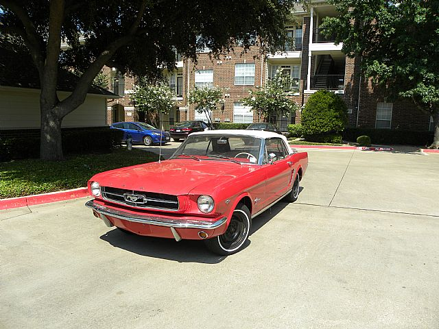 1964.5 Ford Mustang for sale