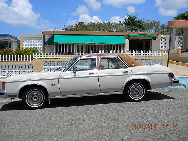 1977 Lincoln Versailles for sale