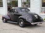 1940 Ford Business Coupe