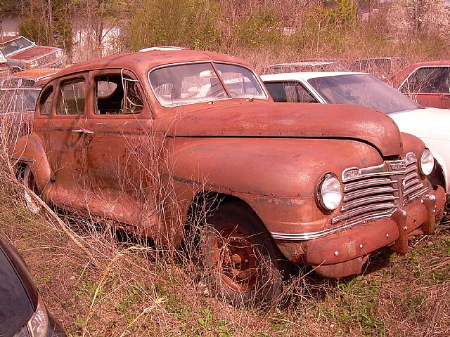 1942 Plymouth Business Sedan for sale