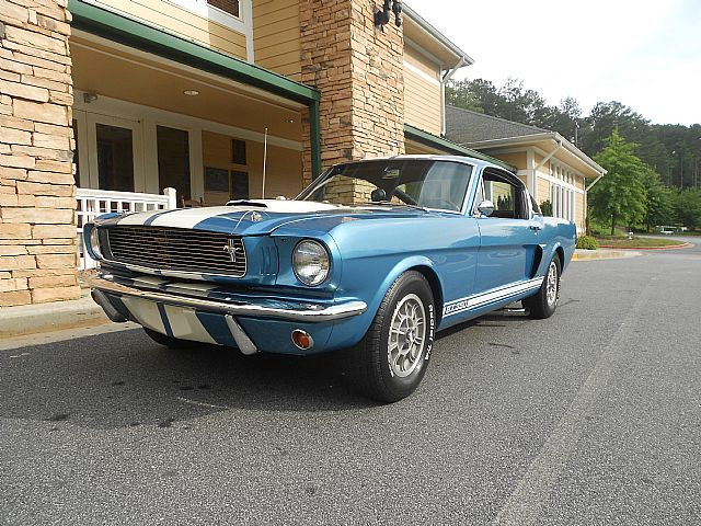 1966 Shelby GT350 for sale