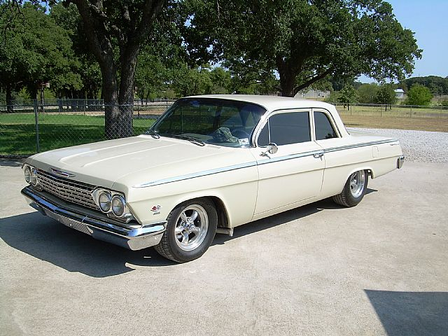 1962 Chevrolet Bel Air for sale