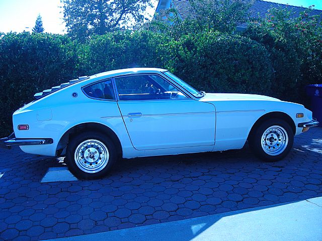 Auto Parts For Sale Redding California: 1974 Datsun 260Z For Sale Redding , California