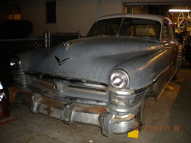 1951 Chrysler New Yorker for sale