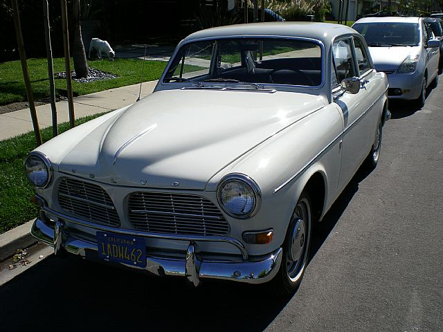 1964 Volvo 122s For Sale Los Angeles California