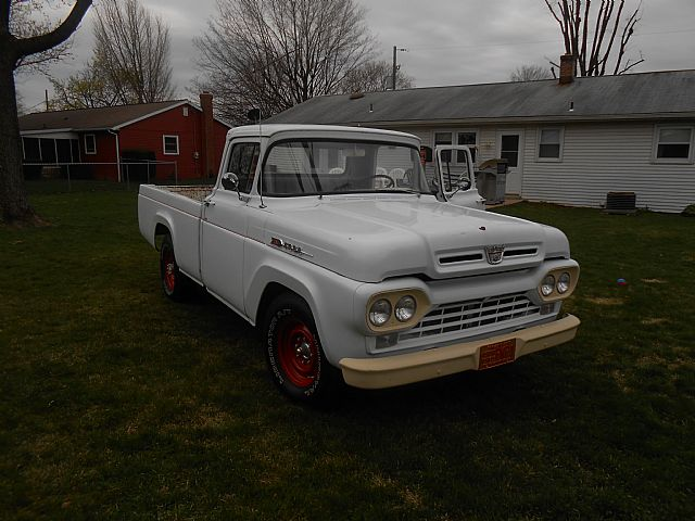 1960 Ford F250 for sale