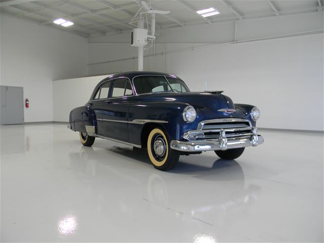 1951 Chevrolet Styleline for sale