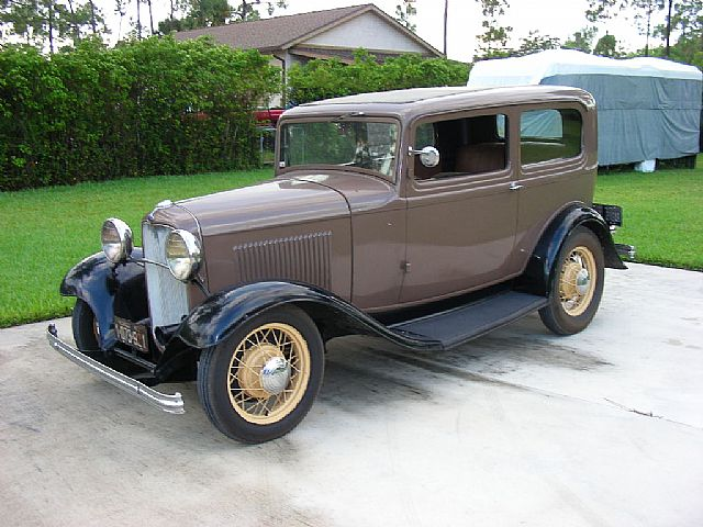 1932 Ford Tudor for sale