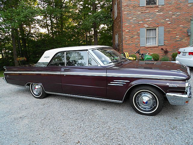 1963 Mercury Meteor for sale