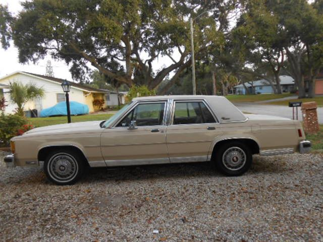 1985 Ford LTD for sale
