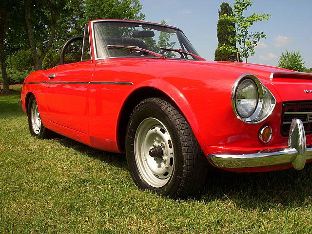 1968 Datsun SRL311 for sale