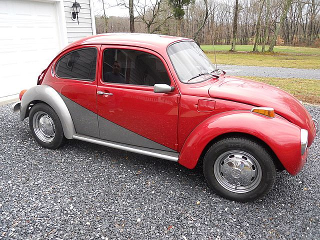 1975 Volkswagen Super Beetle for sale