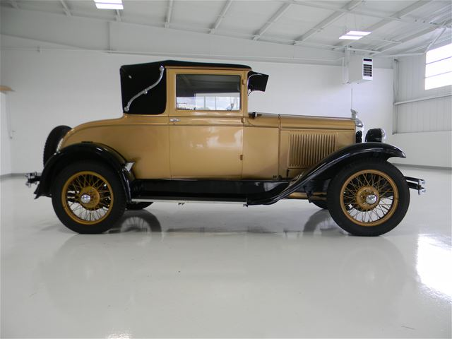 1928 Pontiac Coupe for sale
