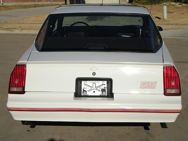 1987 Chevrolet Monte Carlo for sale