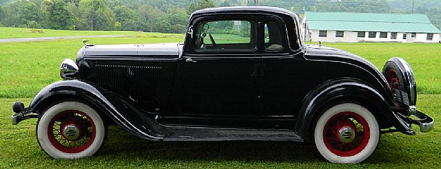 1933 Plymouth 5 Window for sale