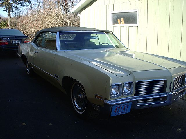 1970 Oldsmobile Delta 88 for sale