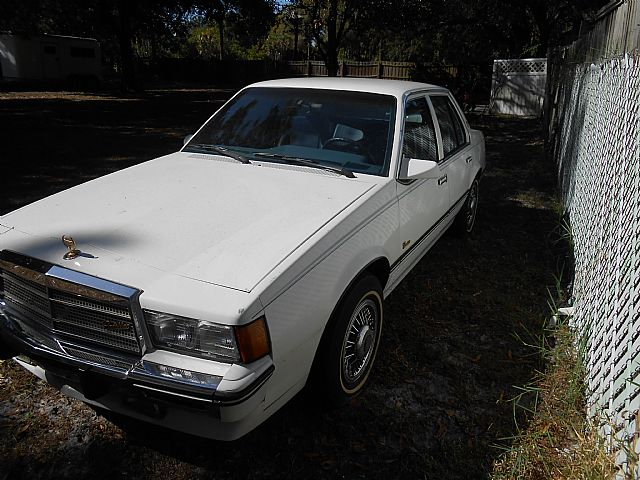 1988 Cadillac Cimarron for sale