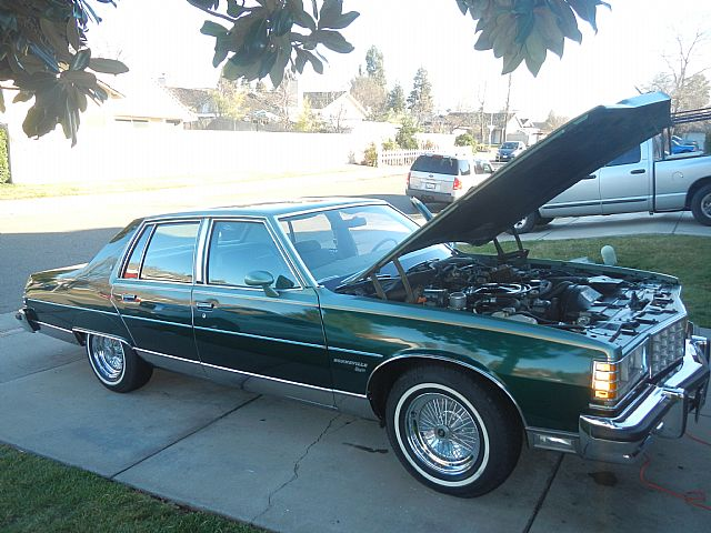 1977 Pontiac Bonneville for sale