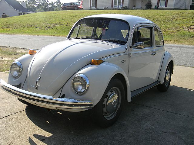 1969 Volkswagen Beetle for sale