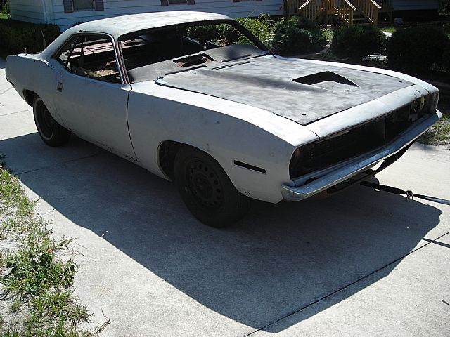 1970 Plymouth AAR Cuda For Sale Orange Park, Florida