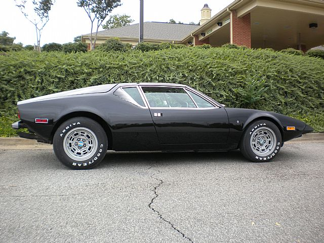 Detomaso Pantera For Sale >> 1972 DeTomaso Pantera -L For Sale Woodstock, Georgia