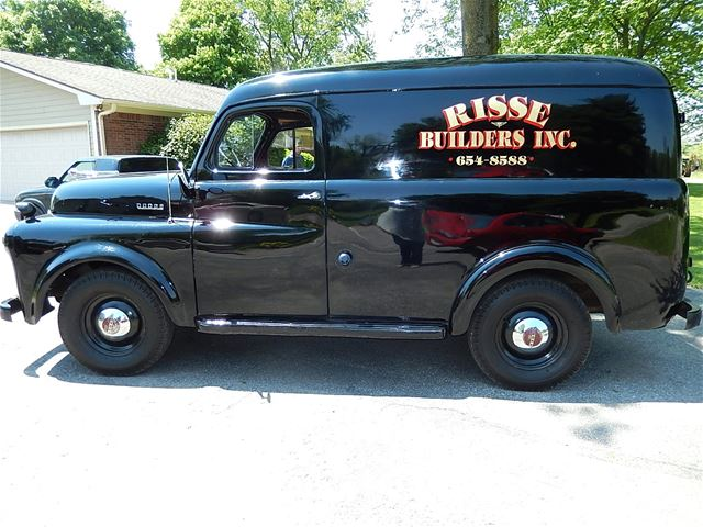 1949 Dodge Panel Truck for sale