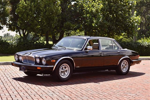 1987 Jaguar XJ12 for sale