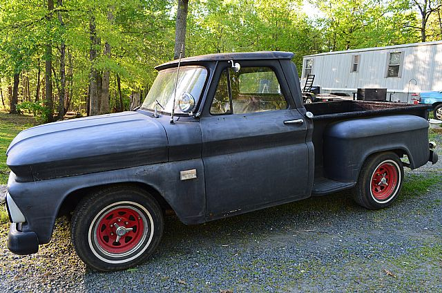 1966 Chevrolet Stepside for sale