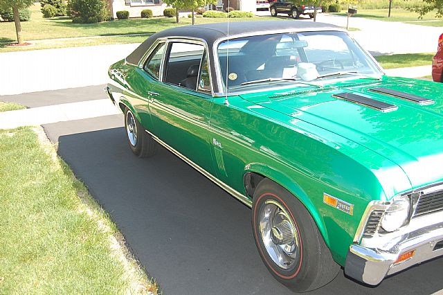 1969 Chevrolet Nova for sale